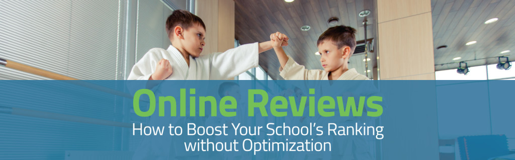 Online Reviews-How to Boost Your School's Ranking without Optimization